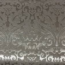 Patterned Vinyl Upholstery Fabric Awesome Lyon Embossed Damask Pattern Vinyl Upholstery Fabric By The Yard