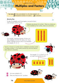 Multiples and Factors | nzmaths