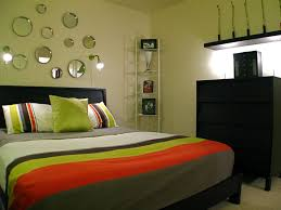 Interior:Amazing Interior Design Bedroom Idea With White Bedsheet And Wall Canvas  Decorations Marvelous Modern