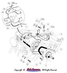 wiring diagram for 1996 club car golf cart images 1990 clubcar wheel ezgo wiring diagram get image about