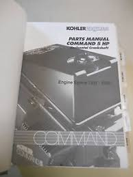 kohler engine parts manual command 5 hp image is loading kohler engine parts manual command 5 hp