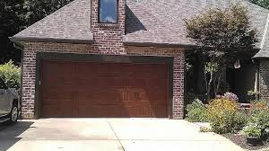 walnut garage doorsKansas City Garage Door  Raynor Garage Doors of Kansas City