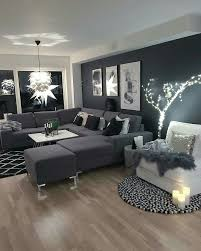 Living Room Design Ideas For Brown Sofa Black And Gray Living Room  Decorating Ideas - Your