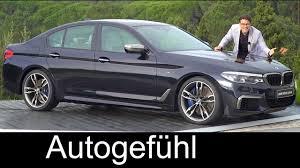 BMW Convertible bmw 5er g30 : BMW 5-Series G30 5er FULL REVIEW test driven all-new neu gen 2017 ...