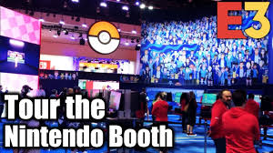 From a luigi's mansion 3 haunted hotel to a pokémon sword and shield. E3 2019 Nintendo Booth Tour Luigi S Mansion 3 Pokemon Sword Shield Youtube