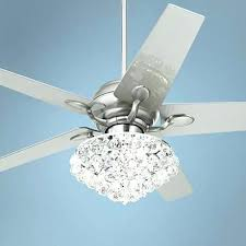how to attach a chandelier to a ceiling fan ceiling fan chandelier brushed steel crystal attachment