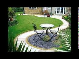 Small Picture Garden Patio Design YouTube