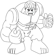 Hulk Coloring Pages Komplexmittelorg