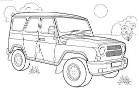 jeep coloring pages jeep coloring pages safari jeep coloring pages