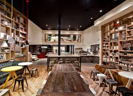 Meanwhile, Toby's Estate swanky Brooklyn digs were also competing in the  same Canteen category at the 2013 UK and International Restaurant and Bar  Design ...