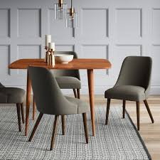 modern dining room table. Wonderful Modern Dining Table Of Amherst Mid Century Project 62 Target Room: Room