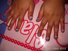 Nail art for girls - how you can do it at home. Pictures designs ...