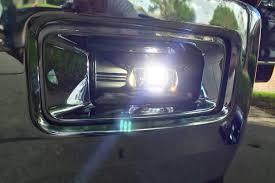 2008 Chevrolet Silverado Fog Light Bulbs Chevrolet Square Morimoto Xb Led