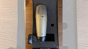 <b>Студийный микрофон Behringer C-3</b> в отличном состоя купить в ...