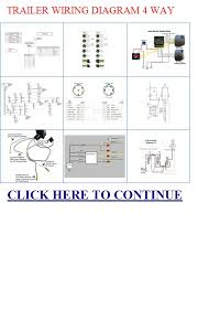 trailer wiring diagram 4 way calico horse trailers trailer wiring diagram 4 way