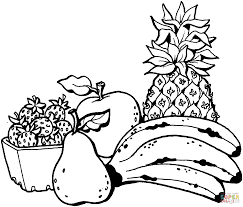 Small Picture Bananas coloring pages Free Coloring Pages