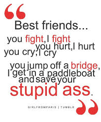 Sweet Quotes For Good Friends