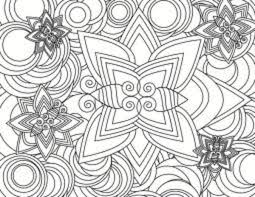 Small Picture Geometric Coloring Pages For Adults Bebo Pandco