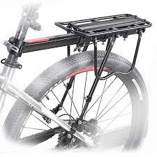 HOMEE Bike Rack, 110 lbs / 50KGS Rear Bike Frame ... - Amazon.com