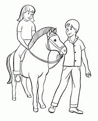 Small Picture Incredible and Lovely Boy And Girl Coloring Pages pertaining to