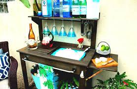 build a patio bar. How To Build A Simple Outdoor Potting Bench Decoration Ideas Patio Bar