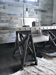 Modern Office Furniture Nyc Classy Modern Rustic Office Design Industrial Chic Pinterest