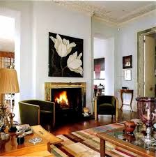 plushemisphere fireplace wall decorating ideas