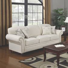 Home Furnishings Amazoncom Coaster Home Furnishings 501154 Traditional Sofa