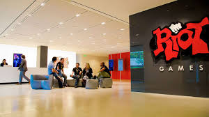 activision blizzard coolest offices 2016. Riot Games - Office. Beating Activision Blizzard Coolest Offices 2016