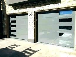 modern garage doors for modern garage doors for glass garage doors s modern garage