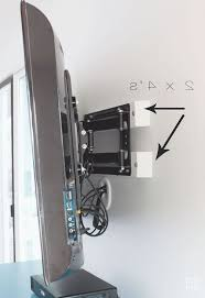 tv on wall where to put cable box. tv wall mount with cable box holder on where to put u