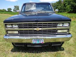 1990 K5 Chevy Blazer Black fully loaded Silverado Chevrolet 90