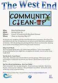 Community Clean Up Flyer Template Neighborhood Clean Up Flyer Template Google Search Neighborhood