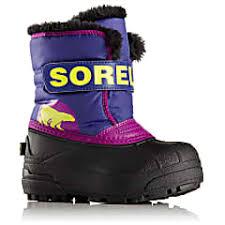 Buy Sorel Kids Snow Commander Grape Juice Bright Plum