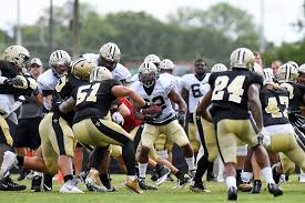 Saints Training Camp Depth Chart Worth Discussion If Not