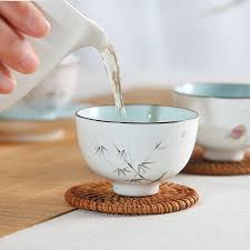 2019 chinese tea cups handmade 70ml small kung fu tea cup jingdezhen small ceramic bowls hand painted porcelain wine cup mid year from dh home garden
