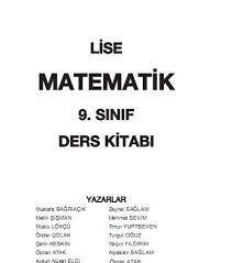 9.Sınıf Matematik ile ilgili görsel sonucu