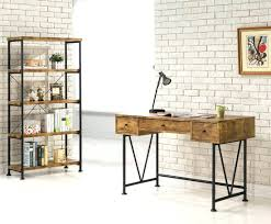 industrial style office desk. Appealing Industrial Style Office Furniture Writing Desk With 3 Drawers Home Simple Furniture7 Design Marvelous