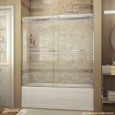 full size of shower design astonishing skyline ch clear frameless tub shower doors home depot