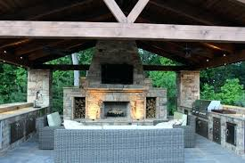 outdoor kitchen and fireplace amazing ideas outdoor kitchen and fireplace with kitchens fireplaces superior outdoor fireplace outdoor kitchen
