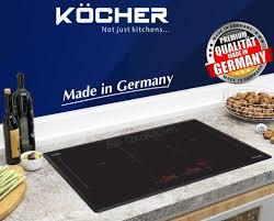 Bếp từ Kocher DIB4-888 linh kiện nhập khẩu Đức 100%