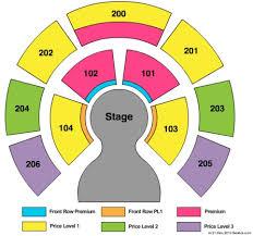 Precise Kooza Seating Chart Cirque Du Soleil Amaluna