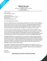 Credit Analyst Cover Letter Sample Credit Analyst Cover Letter