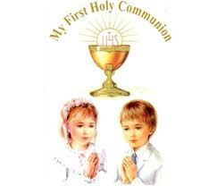 Image result for children receiving communion