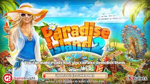 Image result for دانلود بازی زیبای جزیره بهشتی Paradise Island 2 v2.5.0 برای اندروید
