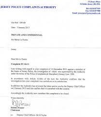 Police Complaint Letter Format Gallery Letter Samples Format