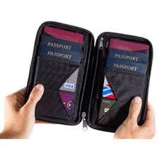 best overall zero grid family passport holder