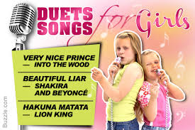 Good duets for teens
