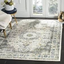 evoke vintage oriental grey gold distressed rug 4x6 rugs