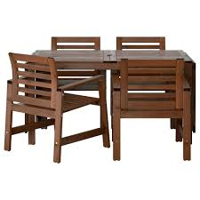 outdoor dining table with bench home depot patio furniture patio furniture sets ikea falster table
